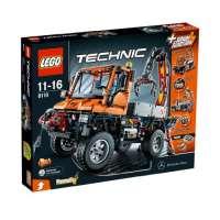 Lego Technic – 8110 – Jeu de Construction – Unimog – U400