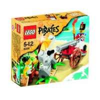 Lego – 6239 – Jeu de construction – Pirates – Le canon