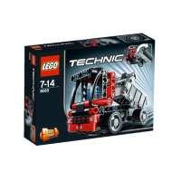 Lego Technic – 8065 – Jeu de Construction – Le Mini Camion – Benne