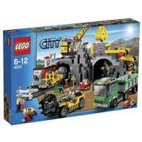 Lego City – 4204 – Jeu de Construction – La Mine