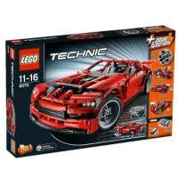Lego Technic – 8070 – Jeu de Construction – Super Car