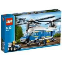 Lego City – 4439 – Jeu de Construction – L'Hélicoptère de Transport