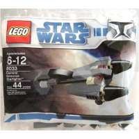 LEGO Star Wars: General Grievous' Starfighter Jeu De Construction 8033 (Dans Un Sac)