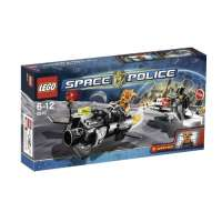 Lego – 5970 – Jeu de construction – Space Police – Poursuite à moto