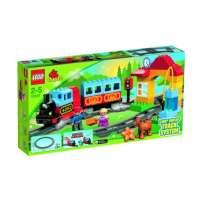 Lego Duplo Legoville – 10507 – Jouet de Premier Age – Mon Premier Train