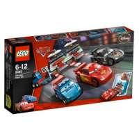 Lego Cars – 9485 – Jeu de Construction – La Course Ultime
