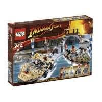 Lego – 7197 – Jeu de construction – Indiana Jones – Poursuite à Venise