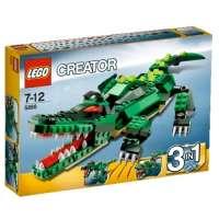 Lego – 5868 – Jeux de construction – lego creator – Les créatures féroces