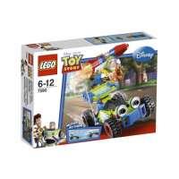 Lego – 7590 – Jeu de Construction – Toy Story – La Course en Voiture de Buzz et Woody