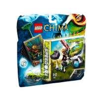 Lego Legends Of Chima – Speedorz – 70103 – Jeu de Construction – Le Chamboule-Tout