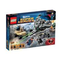 Lego Super Heroes – DC Universe – 76003 – Jeu de Construction – La Bataille de Smallville – Superman