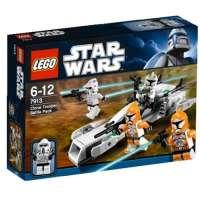 Lego Star Wars – 7913 – Jeu de Construction – Clone Trooper Battle Pack