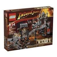Lego – 7199 – Jeu de construction – Indiana Jones – Le Temple maudit