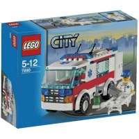 Lego – City – jeu de construction – L'ambulance