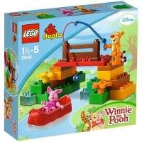 Lego Duplo – Winnie – 5946 – Jouet Premier Age – L' Expédition de Tigrou