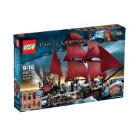 Lego Pirates des Caraïbes – 4195 – Jeu de Construction – La Revanche du Queen Anne