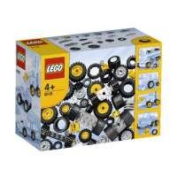 Lego – 6118 – Jeu de construction – Creative Building System – Les roues LEGO