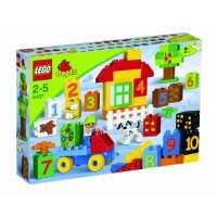 Lego – 5497 – Jeu de Construction – Bricks & More Duplo – Apprendre les Chiffres