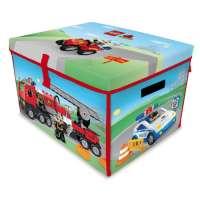 Lego – A1413XX – Accessoire Jeu de Construction – Duplo Zipbin Grand Modèle – Sac de rangement et tapis de jeu