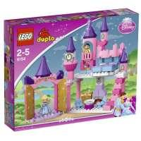 Lego Duplo Princesse – 6154 – Jouet d'Eveil – Le Château de Cendrillon