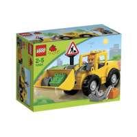 Lego Duplo Legoville – 10520 – Jeu de Construction – La Pelleteuse