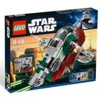 Lego – 8097 – Jeux de construction – lego star wars tm – Slave I (TM)