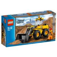 Lego – 7630 – Jeu de construction – Lego City – La pelleteuse