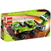 Lego Racers – 8231 – Jeu de Construction – Le Serpent