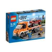 Lego City – 60017 – Jeu de Construction – La Dépanneuse