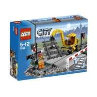 Lego – 7936 – Jeux de construction – lego city – Le passage à niveau