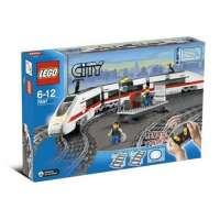 Lego – City – jeu de construction –  Le train de passagers V29