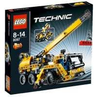 Lego Technic – 8067 – Jeu de Construction – La Mini Grue Mobile