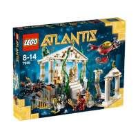 Lego Atlantis – 7985 – Jeu de Construction – La Cité D'Atlantis