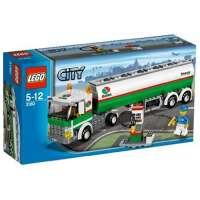 Lego – 3180 – Jeu de Construction – Lego City – Le Camion-citerne