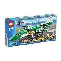 Lego – 7734 – City – Jeux de construction – L'avion Cargo