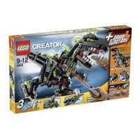 Lego – Creator – jeu de construction – Le dinosaure motorisé