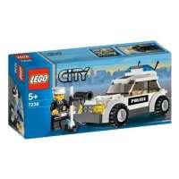 Lego – City – jeu de construction – La voiture de police