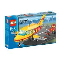 Lego – 7732 – City – Jeux de construction – L'avion postal