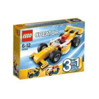 Lego Creator – 31002 – Jeu de Construction – Le Super Bolide