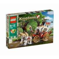 Lego Kingdoms – 7188 – Jeu de Construction – L'Embuscade du Carrosse du Roi
