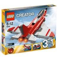 Lego – 5892 – Jeux de construction – lego creator – L'avion supersonique