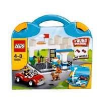 Lego Briques – 10659 – Jeu de Construction – Valise de Construction – Garçon