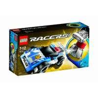 Lego – 7970 – Jeu de Construction – Racers – Le Héros