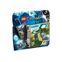 Lego Legends of Chima – Speedorz – 70109 – Jeu de Construction – Le Tourbillon Infernal