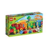 Lego Duplo Briques – 10558 – Jeu de Construction – Le Train des Chiffres