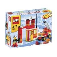 Lego – 6191 – Jeu de construction – Creative Building System – Set de construction LEGO Pompiers