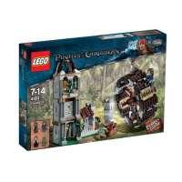 Lego Pirates des Caraïbes – 4183 – Jeu de Construction – Duel sur la Roue