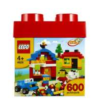 Lego Briques – 4628 – Jeu de Construction – Construction Créatives