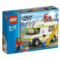 Lego – 7639 – Jeu de construction – City – Traffic – Le camping-car