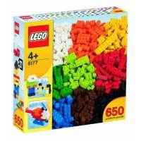 Lego – 6177 – LEGO Ville – Jeux de construction – Boîte de complément de luxe LEGO